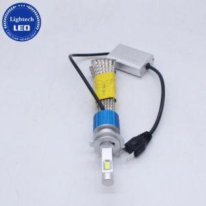 LED車のヘッドライトの球根H4 H7 LEDのヘッドライト
