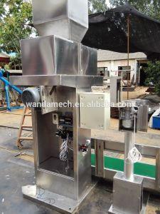 Enchimento pulverulento e máquina de embalagem para o sabor, leite em pó desnatado