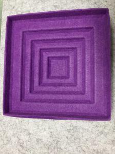 Faser-Panel des Polyester-3D
