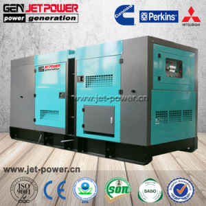 Низкая цена 500 ква 400квт 625Ква 500квт дизельного генератора водонепроницаемый типа