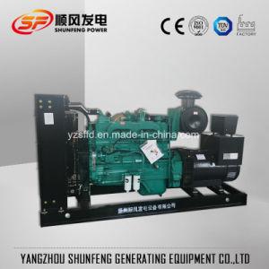 generatore diesel di potere di 800kVA 640kw con il regolatore di alto mare del Cummins Engine