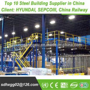 Assembler facilement et désassemblage de l'AWS métal soudé standard de l'entrepôt