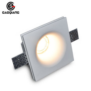 2018 Venta caliente LED Downlight Indorr cuadrados Gqd2020A
