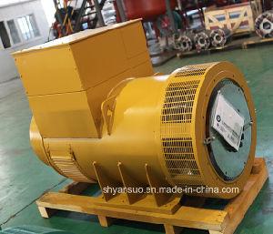 디젤 엔진 발전기 세트 Gr400b를 위한 8kw-1760kw Stamford 무브러시 발전기