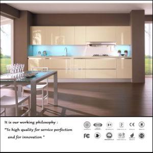 2015 Nuevo diseño del gabinete de cocina de estilo europeo (ZH-6057)
