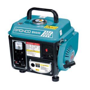 400W-750W 휴대용 가솔린 발전기