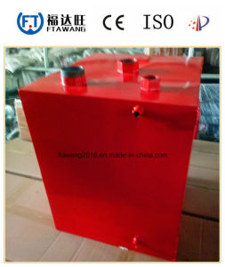 Contenitore del serbatoio di combustibile rivestito della polvere rossa della Cina/piatto d'acciaio dello smalto