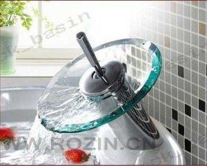 ガラス滝の浴室のコックROS2222