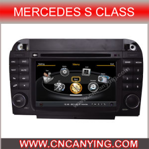 GPS를 가진 Mercedes S Class, Bluetooth를 위한 특별한 Car DVD Player. A8 Chipset Dual Core 1080P V-20 Disc WiFi 3G 인터넷 (CY-C220로)