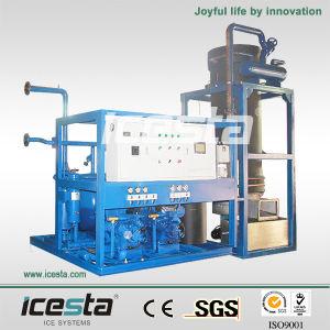 Icesta большой потенциал экономии энергии Split трубы льда завод