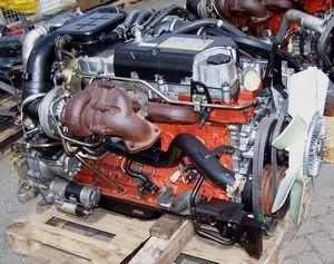 Motore diesel brandnew di Isuzu 6HK1 del motore di veicolo