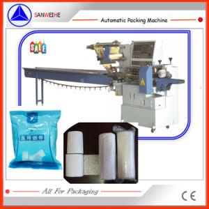 Médicos Form-Fill Swsf450 vendaje de la junta tipo máquina de paquete