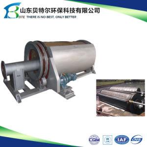 Filtro de tambor rotativo para tratamento de água