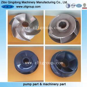 En acier inoxydable ou en fonte de la pompe à eau submersibles Moulage de pièces par l'investissement