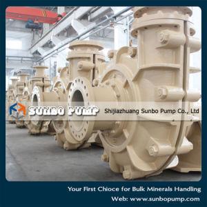Tailling di massima che tratta la pompa centrifuga dei residui della ghiaia