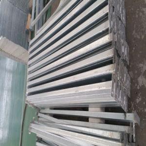 Estructura de acero de ingeniería pre industrial