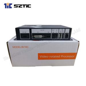 per il video girare l'azienda di trasformazione 90 gradi parete USB/HDMI/DVI di 1080P di video