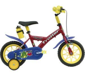Bici Italiana Di Children Della Bicicletta Dei Bambini Di Disegno
