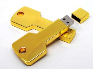 Новый ключ моды форма флэш-накопитель USB Costomizable лазерный логотип