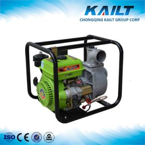 Portable multiuso Diesel 3 Inch Water Pumps per la Russia