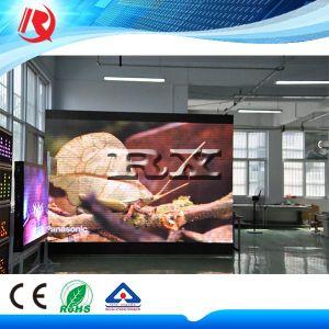 表示P10 LED表示モジュールLEDのビデオ壁の広告