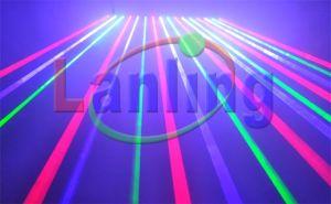 16 Головка жир света лазерного света лазера шторки RGB Ln590