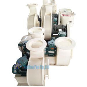 Ventilatore centrifugo di plastica