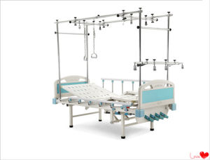 Hersteller von Used Manual ABS Hospital Furniture in China