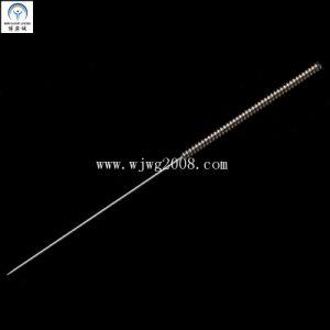Акупунктура иглами со стальной проволоки ручку не контура (С-9)