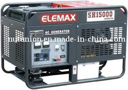 Generatore portatile della benzina di Sh15000 14.4kVA