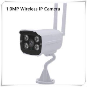 Водонепроницаемый чехол для установки вне помещений 1.0MP сетевых систем видеонаблюдения и IP-камера с Wireless WiFi домашние системы безопасности