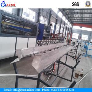 UPVC/CPVC PVC/WC Tubo de agua Línea de producción/máquina extrusora
