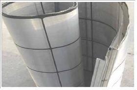 Les Schistes bitumineux Shaker\net en acier inoxydable composite