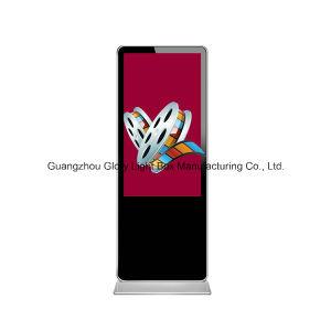 Fissato al muro o Auto-Standing Advertisement Player