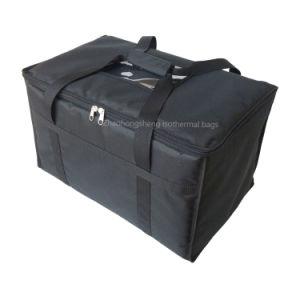 La livraison de nourriture chaude sac d'isolation thermique avec luxe Oxford 600D