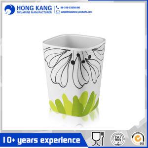 Kundenspezifisches Farben-Karikatur-Wasser-Melamin-Plastikcup