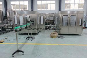 Linea di produzione di riempimento dell'imballaggio di trattamento delle acque in bottiglia