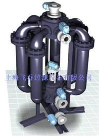 Автоматическая трубка Backwash фильтр