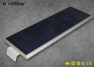 IP65 Fabricante 3 años de garantía de la luz de la calle LED del panel solar