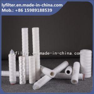 30 de Patronen van de Filter van de Wond van het Koord van de duim voor de Filters van de Lading voor Ss de Huisvesting van de Filter van de Patroon
