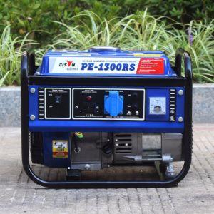 Generatore rotondo della benzina del blocco per grafici del fornitore del generatore del bisonte (Cina) BS1800A 1kw