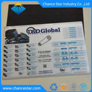 De douane drukte de Antislip Plastic Mat van de Staaf van pp Rubber af