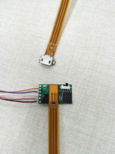 安い新しいバージョン1mmのヘッドウィットMsr014のカード読取り装置