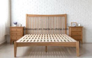 Festes hölzernes Bett-moderne doppelte Betten (M-X2292)