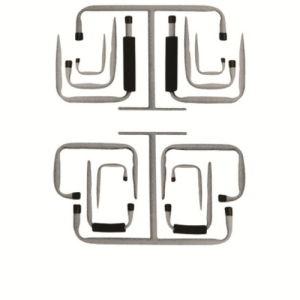 جدار جبل سلّم كلاب محدّد تخزين كلاب يثبت [ج] كلاب [إكسو-019]