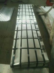 Zincalume Feuille de toiture en métal ondulé en acier pour la construction de la fabrication