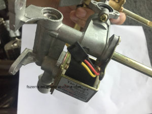 8L instantáneo calentador de agua de gas (JZW Jankers-083)