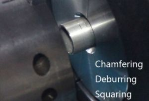 Rohrende-Ende-Maschine mit Cer-Bescheinigung (2CPV)