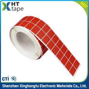 Sellado de papel crepé de ácido acrílico autoadhesivas de enmascarar cinta aislante