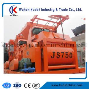 750L цемента миксер с электрической энергии (JS750)